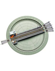 Roco 42615 Turntable Electric Engine Electrical Sottoplancia Ho 1:87