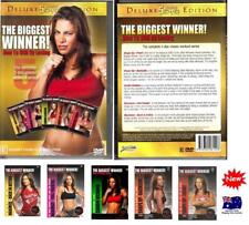 NEW LILLIAN MICHAELS THE BIGGEST WINNER DVD HOW TO WIN BY LOSING 5 DISC WORKOUT