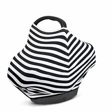 MyM Stretchy Multi-Use Baby Car Seat Cover High Nursing Shopping Cart Unisex