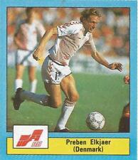 MATCH MAGAZINE-EURO 1988-DENMARK-PREBEN ELKJAER