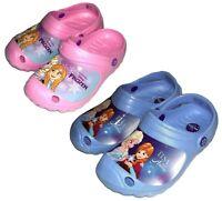 Disney Frozen Anna & Elsa Kinder/Mädchen Clogs Größe 30