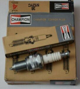 4 x Champion 38 N12YC Spark Plugs Copper Plus - New