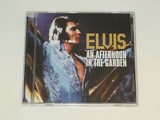 An Afternoon in the Garden -  Elvis Presley (CD 1997) Live Recording 1972 XCLNT
