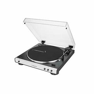 Audio Technica Fully Automatic BlueTooth Stereo Turntable System AT-LP60XBT/WHT