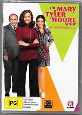 The Mary Tyler Moore Show : Season 2 (DVD, 2015, 4-Disc Set)New Region 4