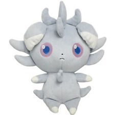 "Real Licensed Sanei Pokemon (Pp13) Espurr 7"" All Star Collection Stuffed Plush"