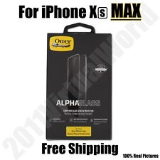 Genuine OtterBox Alpha Glass Series Screen Protector CLEAR for iPhone Xs MAX