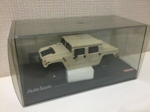 OLD VERY VERY RARE Kyosho MINI-Z Racer Over Land Body HUMMER H1  from Japan F/S