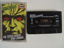 EDGAR WALLACE - 1 Die toten Augen von London - EUROPA MC Kassette