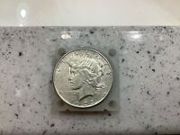 1923-S $ Peace Silver Dollar *Grand Pa's Collection*Better Date, DEAL OF THE DAY