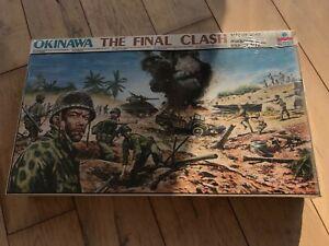 Diorama esci Okinawa sealed