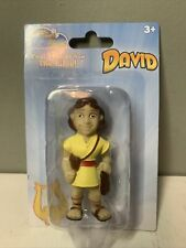 Bible Toys PVC Figure David Real Stories From Bible Biblical Characters
