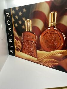 Stetson Collector's Edition  Sets 1.75 Oz After Shave, 1.75 Oz Cologne