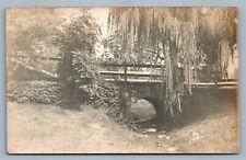 MINERSVILLE PA 1906 ANTIQUE REAL PHOTO POSTCARD RPPC