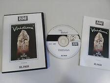 VIRIDIANA LUIS BUÑUEL DVD FERNANDO REY FRANCISCO RABAL SILVIA PINAL