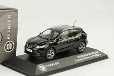 Nissan Qashqai SUV 2014 Nero 1:43 Triple9 Premium