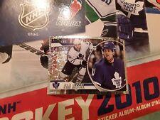 #138 Phil Kessel Toronto Maple Leafs / Panini NHL 2010 2011 ice hockey sticker
