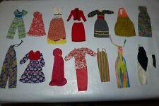 Tenues Barbie vintage 1977 à 1979