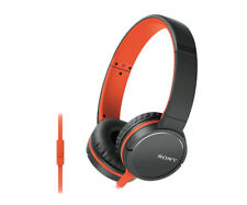 Auriculares Mdr-zx660ap Negro/rojo Sony