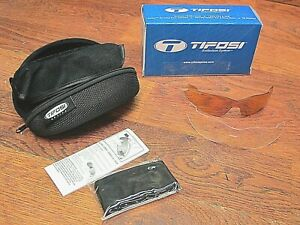 NEW TIFOSI PODIUM CYCLING SUN GLASSES LENSES & CASE ONLY NO FRAME - 1000104823