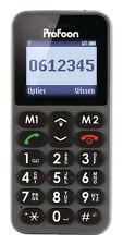 Botón Grande Ancianos OAP Fácil Uso Senior Teléfono SIM teléfono móvil libre de bloqueo