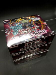 Legendary Duelists Rage of RA Booster Box 1st Edition BRAND NEW! Konami Yugioh