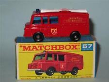 Matchbox 1-75 Vintage Manufacture Diecast Emergency Vehicles