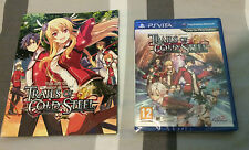 *New/Sealed* The Legend of Heroes: Trails of Cold Steel + Artbook, PS Vita Game