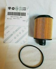 Genuine Fiat 500 500C 500L 1.3 Diesel Car (2007>) Oil Filters X2  Part 71777723