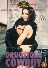 DRUGSTORE COWBOY (Matt Dillon, Kelly Lynch) U.K. NEU+OVP