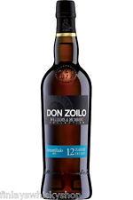 Williams & Humbert Don Zoilo Amontillado Sherry 12 Years 0 75l