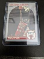 Michael Jordan NBA Hoops 1990-91 NBA Trading Card #65 Chicago Bulls pack fresh