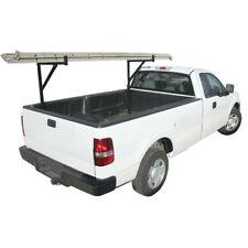 250LB Contractor Pickup Truck Ladder Lumber Holder Construction Tools Cargo Rack