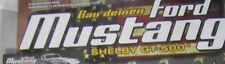 Bau deinen Ford Mustang * Nr. 38 * 1967 Shelby GT-500* 1 :8 *