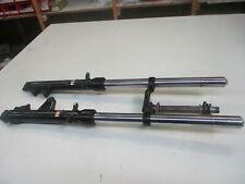 1. honda CBX 750 F RC17 Fork 37 mm Tubes avec de dessous Té de Fourche Fourche