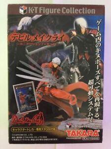 Takara Devil May Cry - Dante A & Bloody Mari etc trading figures (Set of 3)