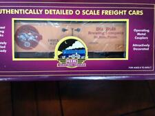 O-Gauge - MTH - Du Bois Brewing Company 36' Wood sided Reefer Car