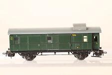 Märklin H0 329/4 Vagone per bagagli 3294 in rosso conf. orig. 1951-1953 (51336)