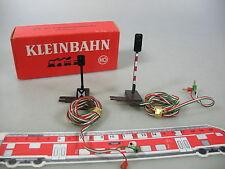 AM849-0,5# 2x Kleinbahn H0 Segnale: Segnale luminoso+Semaforo principale,testato