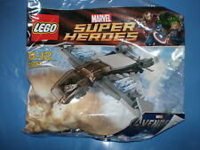 Lego 30162 Quinjet, New in sealed packet.