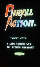 Pinball Action NO JAMMA ARCADE PCB GAME WITH EXTRA JAMMA CONVERTER BOOTLEG