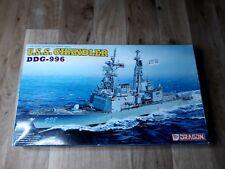Dragon 7026, U.S.S. Chandler, model kit, ship/boat