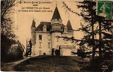 CPA  La Chomette, prés Brioude - Le Cháteau de la Chomette (coté Ouest) (585669)