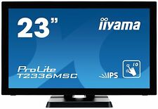 IIYAMA T2336MSC-B2 23 pouces LED IPS Écran Tactile MONITEUR - Full ,5ms