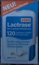 Lactrase 6000 FCC 120 ST 10950139 (sostituisce allo stesso prezzo i 5000 egli) a