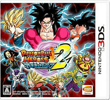 Dragon Ball Heroes Ultimate Mission 2 Nintendo 3DS Used Game Bandai Japan