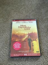 What Dreams May Come Dvd Special Edition Robin Williams New Sealed