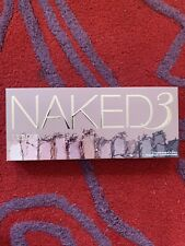 New Urban Decay Naked 3 Eyeshadow Palette