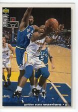 figurina CARD BASKET NBA 1995 NEW numero 52 TIM HARDAWAY