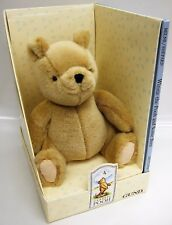 "Gund Classic Winnie the Pooh Bear Plush & Some Bees Book "" Old store stock/New"""